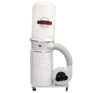 Woodman DE1200 Dust Extractor